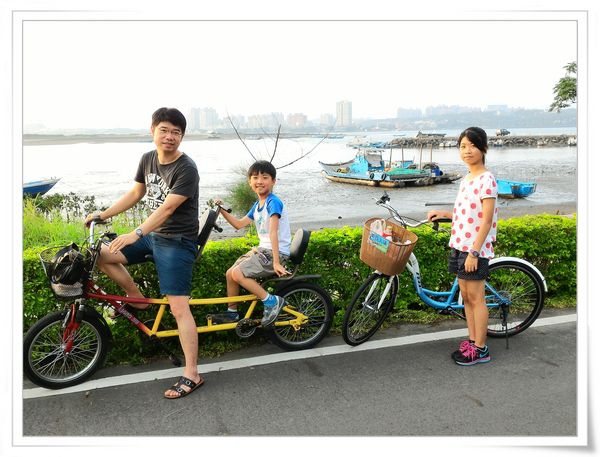 十三行博物館&左岸騎腳踏車[新北八里]32