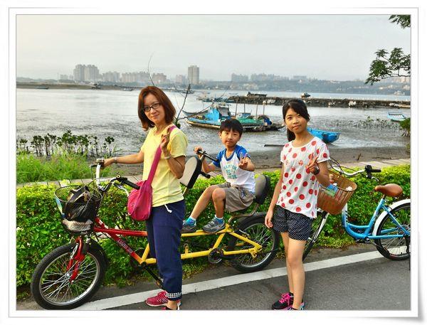 十三行博物館&左岸騎腳踏車[新北八里]33