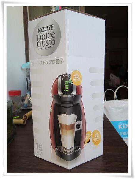 雀巢 NESCAFE Dolce Gusto Genio Premium MD9747-WR 膠囊咖啡機