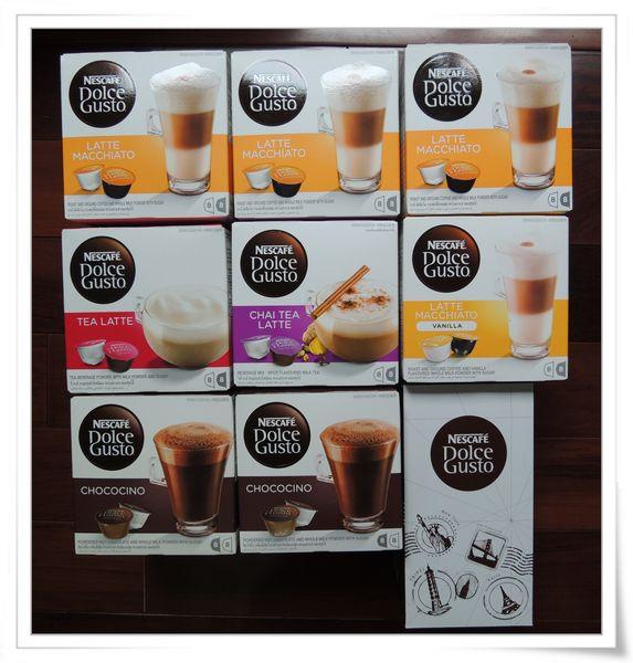 雀巢 NESCAFE Dolce Gusto Genio Premium MD9747-WR 膠囊咖啡機19