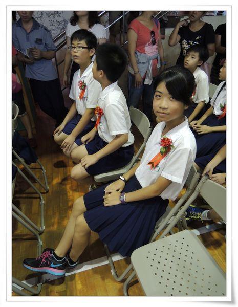 妤蓁復興國小第35屆畢業典禮6