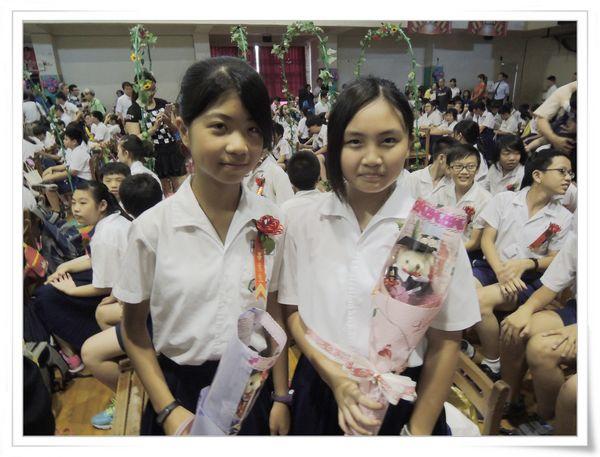 妤蓁復興國小第35屆畢業典禮14