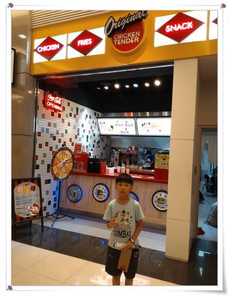 積木樂園&賭城嫩雞Original Chicken Tender (OCT) &稻禾烏龍麵@CityLink[南港店]9