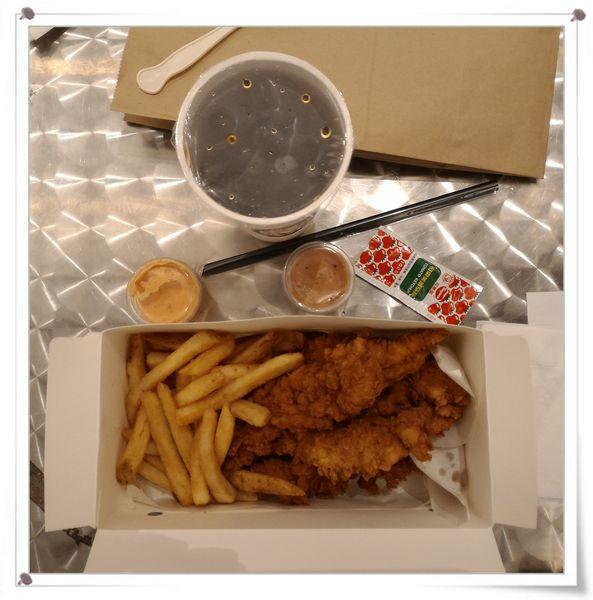 積木樂園&賭城嫩雞Original Chicken Tender (OCT) &稻禾烏龍麵@CityLink[南港店]10