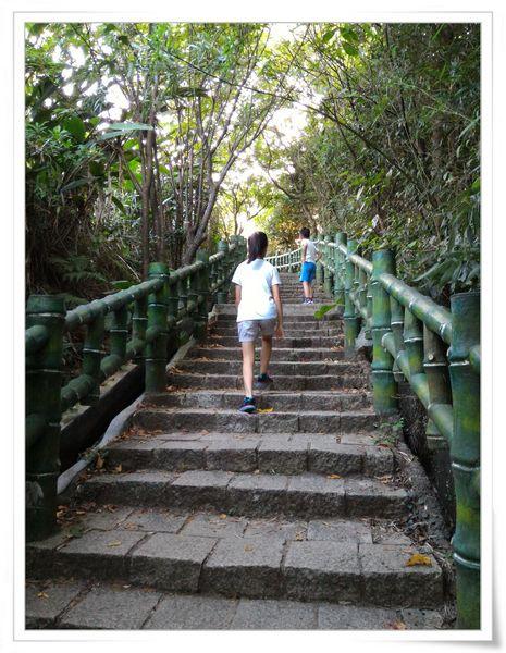 青山瀑布步道[新北石門]1