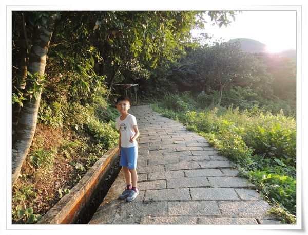 青山瀑布步道[新北石門]2