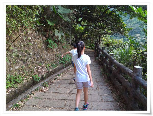 青山瀑布步道[新北石門]3