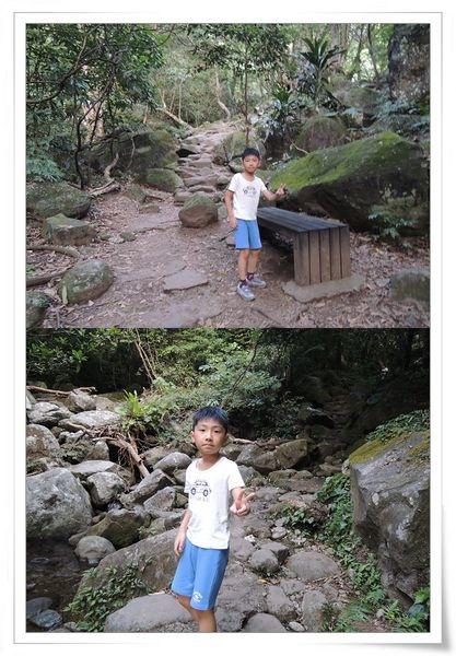 青山瀑布步道[新北石門]7