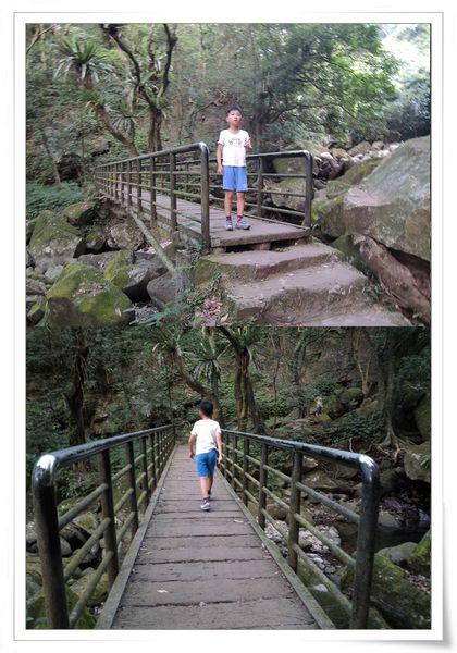 青山瀑布步道[新北石門]8