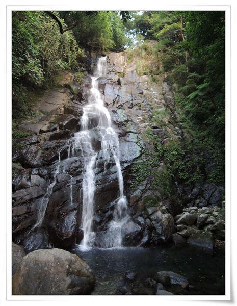 青山瀑布步道[新北石門]9