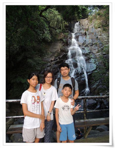 青山瀑布步道[新北石門]10