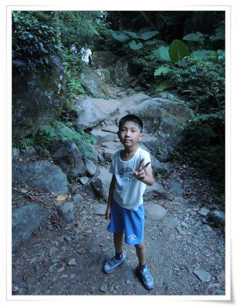 青山瀑布步道[新北石門]14