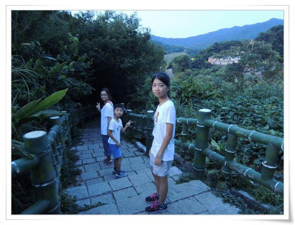 青山瀑布步道[新北石門]16