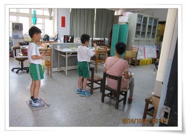 恆宇二年級學校生活照片
