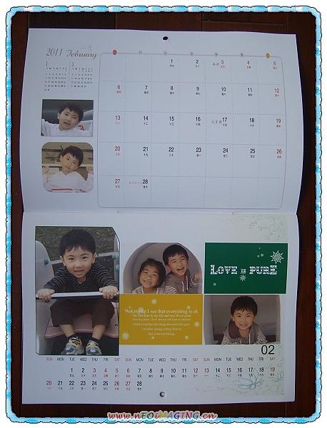 2011年璧掛式雙面月曆[來福彩色沖洗店]2.jpg