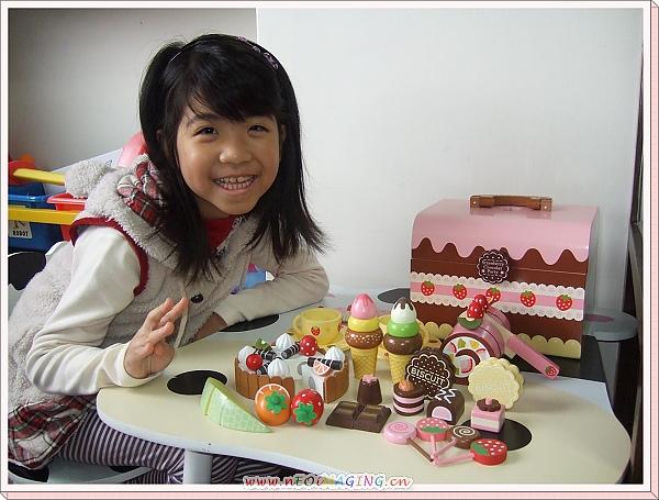 Mother Garden木製草莓歡樂巧克力下午茶蛋糕點心組7.jpg