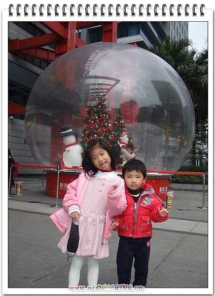 新光三越聖誕雪花球6.jpg