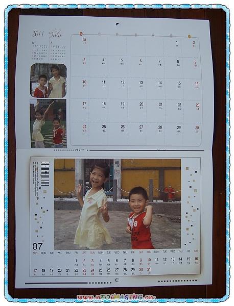 2011年璧掛式雙面月曆[來福彩色沖洗店]7.jpg