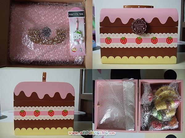 Mother Garden木製草莓歡樂巧克力下午茶蛋糕點心組1.jpg