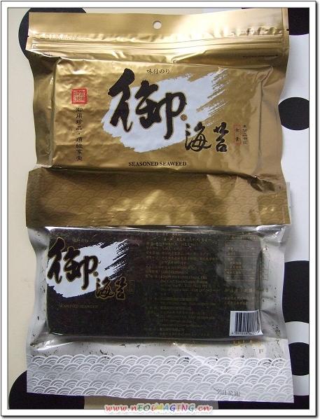 Doga香酥脆椒, 御海苔, 玉米黃金球[團購食品]4.jpg