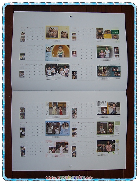 2011年璧掛式雙面月曆[來福彩色沖洗店]13.jpg