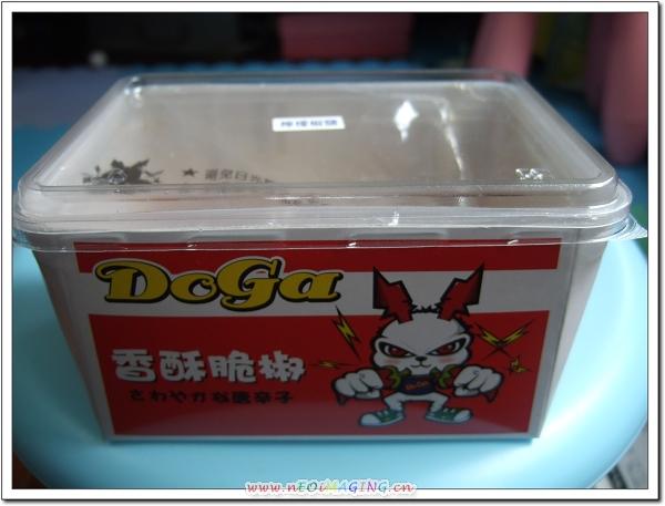 Doga香酥脆椒, 御海苔, 玉米黃金球[團購食品].jpg