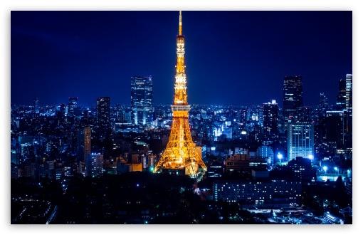 日本東京鐵塔