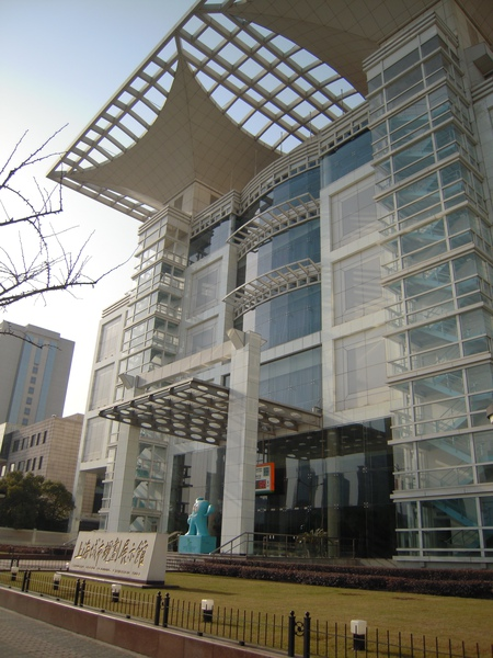 上海城市規劃館