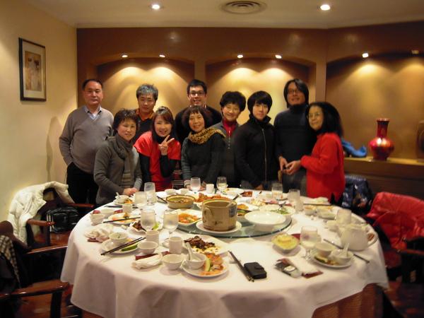 上海尖沙嘴酒家