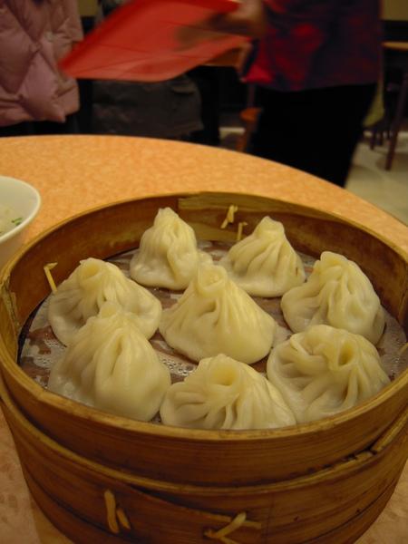 寧波湯團-蟹粉小籠包