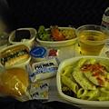 AA的飛機餐