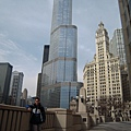 芝加哥建築真的很美