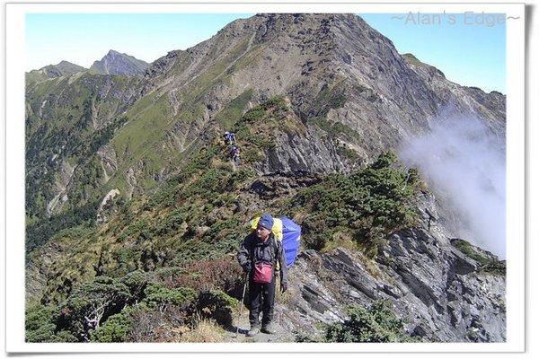 20061028~30奇萊連峰行 242.jpg