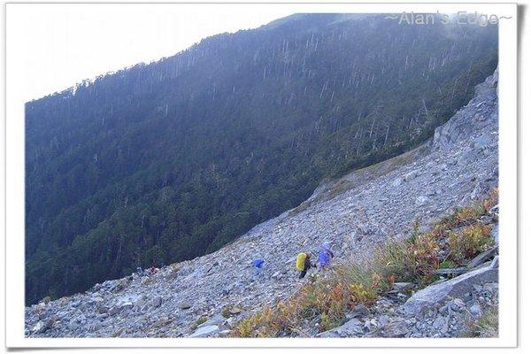 20061028~30奇萊連峰行 289.jpg