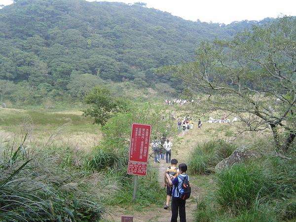 20061015爬爬團大屯山連峰行 008.jpg