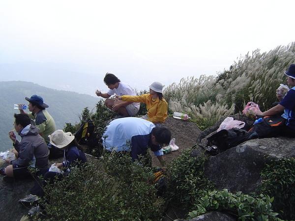 20061015爬爬團大屯山連峰行 067.jpg