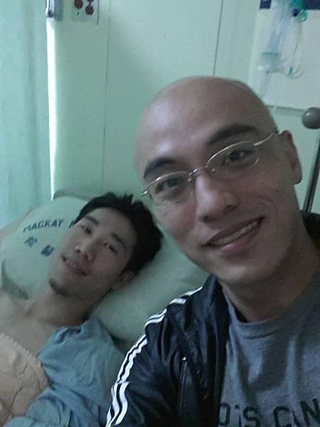 70公斤級男子選手住院合照