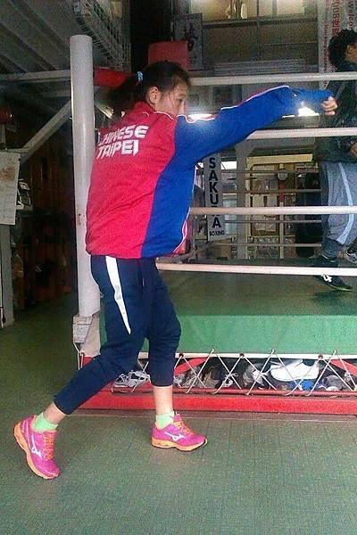 2013年日本川崎市橫濱櫻花職業拳擊館