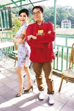 譚詠麟贊成龍任政策委員 稱自己沒興趣從政