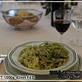 Stresa-Dinner-海鮮飯, 青醬義大利麵2