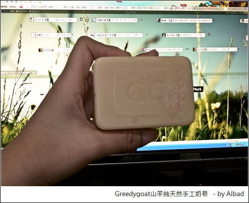 Greedygoat山羊純天然手工奶皂3