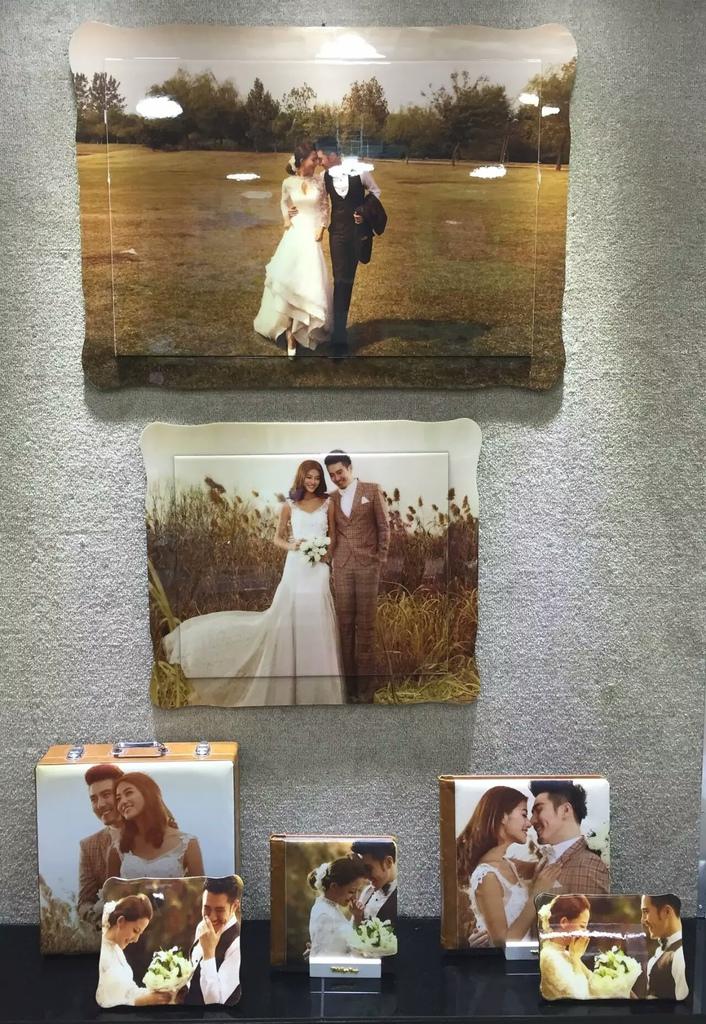 韓式婚紗相本