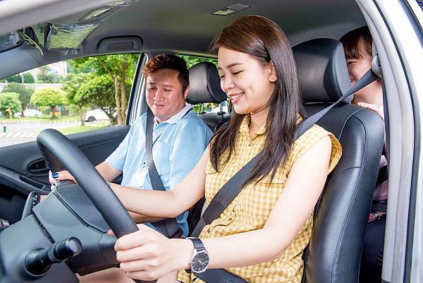 汽車駕照路考流程分享-心路歷程