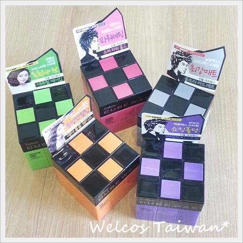 Welcos,可芬方塊造型系列