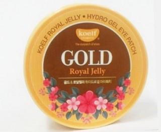 KOELF-皇家蜂蜜黃金果凍眼膜(緊緻改善細紋)
