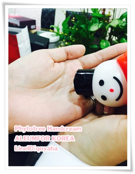 Phytotree雪人護手霜handcream(korea)