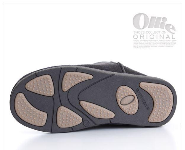 正韓ollie雪靴