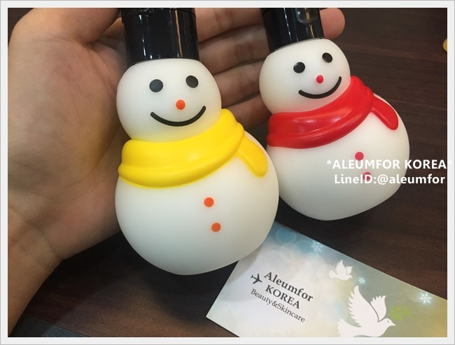 PhytoTree大雪人身體乳  SNOWMAN BODY LOTION