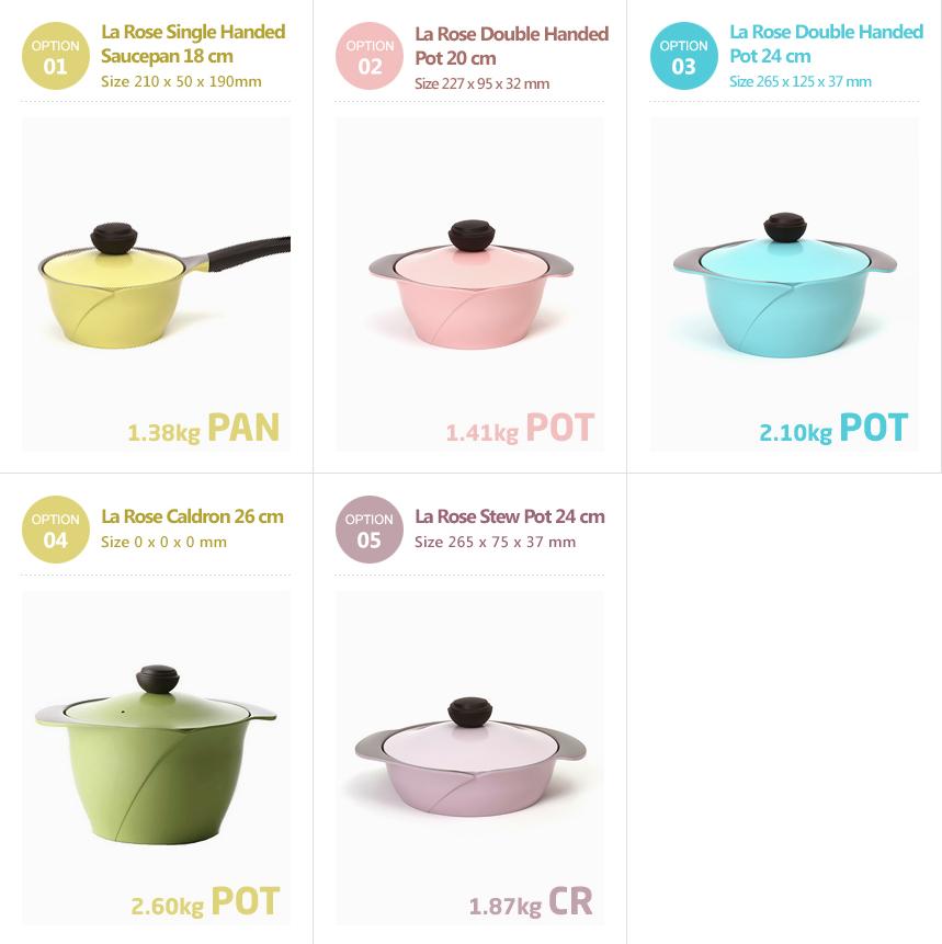 2016韓國玫瑰鍋代購ChefTop LaRose