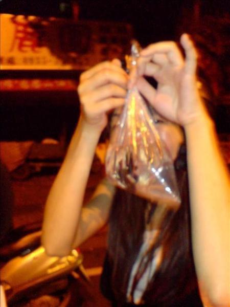 華西街撈的金魚